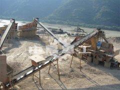 贵州省毕节时产100吨鹅卵石制砂项目