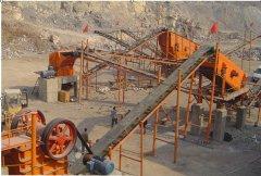 >石料生产线